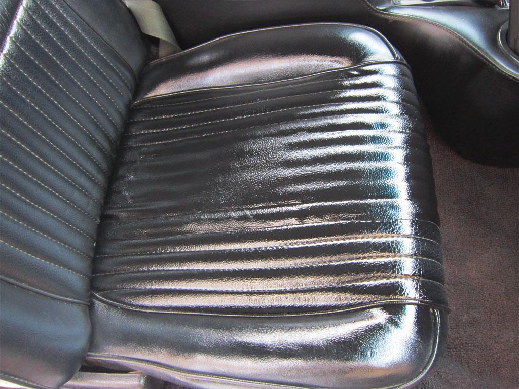 Restauration sieges voiture en skai